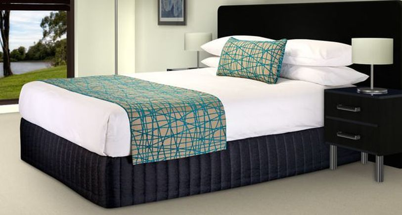 beds mattress convertor connoisseur hospitality supplies. Black Bedroom Furniture Sets. Home Design Ideas
